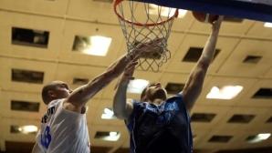 Ботевград и Пловдив определят първата позиция в НБЛ