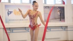 Три медала за Татяна Воложанина в Баку