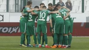УЕФА извади Панатинайкос от евротурнирите за три сезона