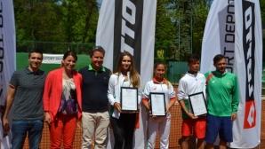 БФТенис и Sport Depot с подкрепа за българските таланти