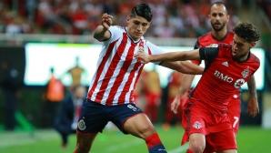 Гуадалахара спечели Шампионската лига по футбол в зона КОНКАКАФ