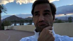 Федерер направи промяна в графика си за сезона на трева