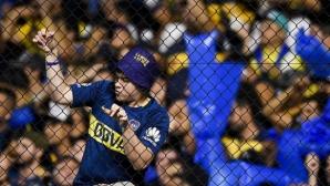 "Атмосферата на ""Бомбонера"" не спаси Бока в Копа Либертадорес"