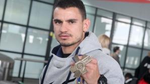 Янислав Герчев спечели сребро на Европейското по джудо