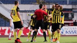 Съдийската комисия: На мача Славия - Ботев (Пловдив) има явни грешки, които са повлияли на крайния резултат