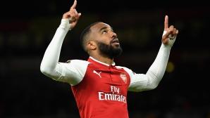 Лаказет: Повече от всеки в Арсенал искам да играя на финала
