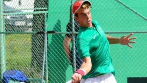 Адриан Андреев се класира убедително на четвъртфинал във Франция