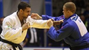 Турчин спря Ивайло Иванов на Европейското по джудо