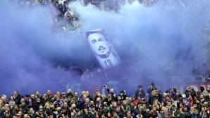 Футболистите на Наполи ще отдадат почит на Астори
