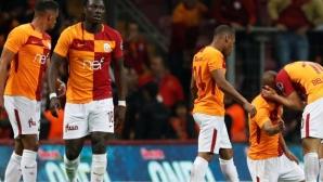 Галатасарай върна интригата за титлата в Турция