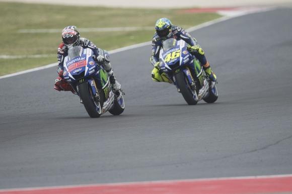 Лоренсо разкрива любопитни моменти от работата си с Роси в MotoGP