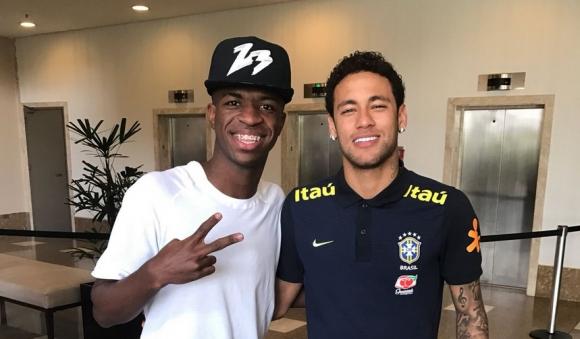"Играч на Реал: Неймар ми е идол, искам го на ""Бернабеу"""
