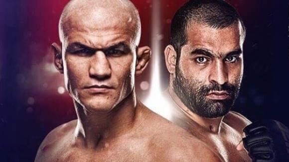 Ексклузивно: Багата дебютира в UFC срещу Жуниор дос Сантос