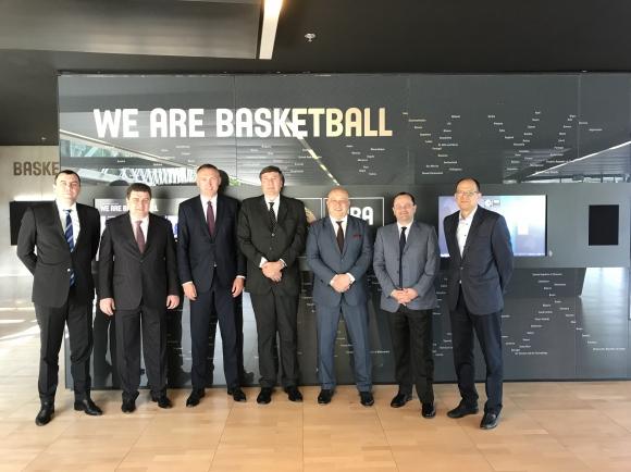 България с кандидатури за европейско за мъже и световно за юноши по баскетбол