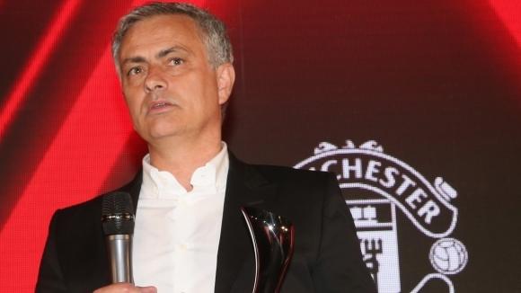 Моуриньо избра своя играч в Манчестър Юнайтед и му връчи историческа награда