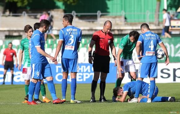 Левски ще играе със Спортист (Своге)