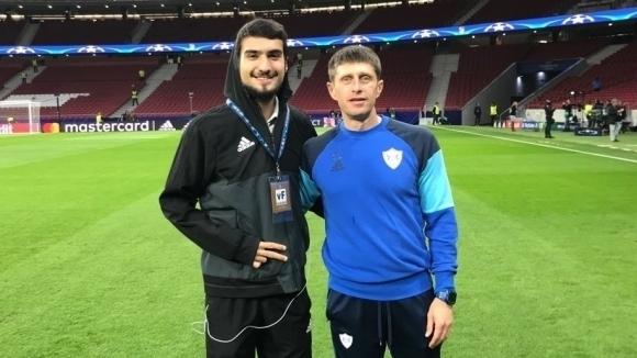 Български треньори станаха шампиони на Азербайджан