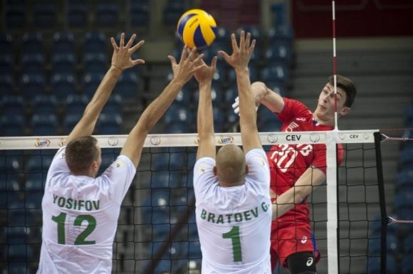 България с две контроли срещу Русия преди Волейболната Лига на нациите