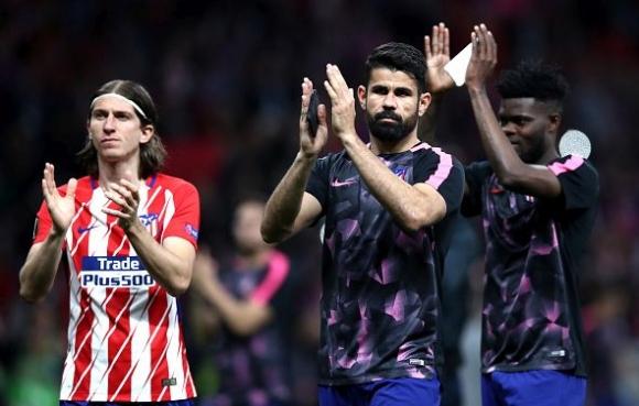 Атлетико повтори постижение на Севиля