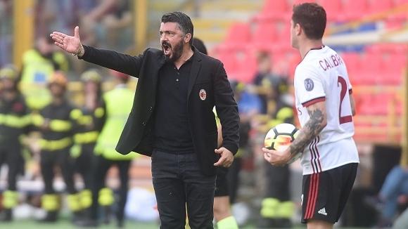Гатузо не мисли за Купата и обяви приоритета пред Милан