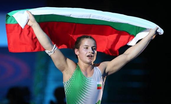 Страхотно! Биляна Дудова е европейски шампион!