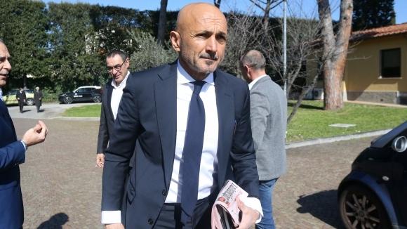 Интер предлага нов договор на Спалети