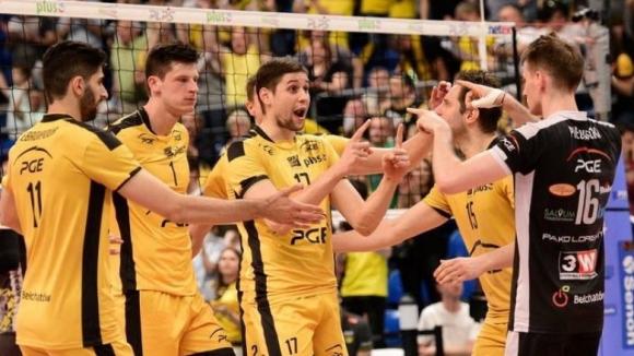 Николай Пенчев и СКРА Белхатов спечелиха финал №1 в Полша