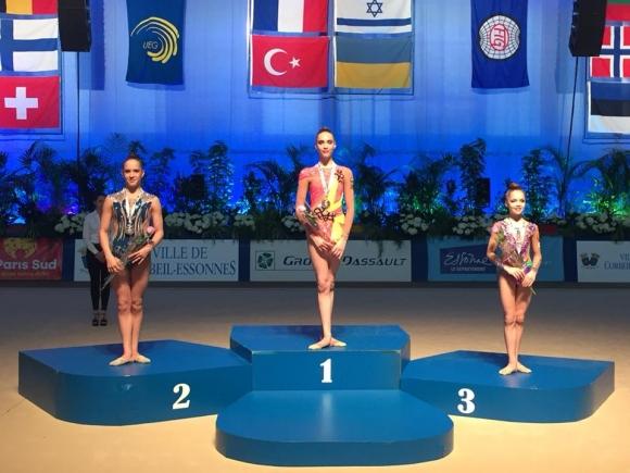 Злато, сребро и осем финала за девойките ни във Франция