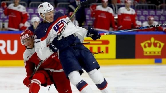 САЩ разгроми домакина на световното първенство по хокей
