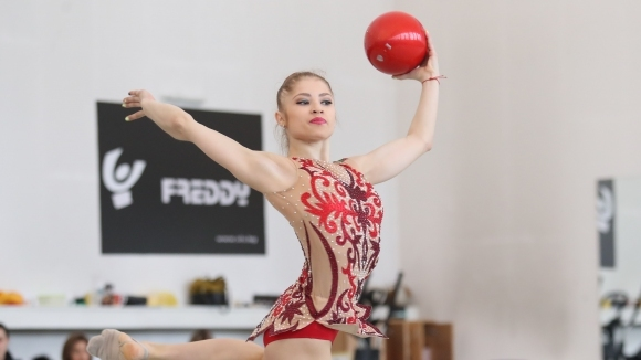 Нови медали за българската гимнастика