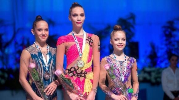 Осем медала за българските девойки във Франция