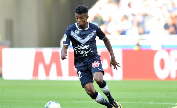 Джонатан Кафу се появи за първи път в игра за Бордо в Лига 1 през 2018 година