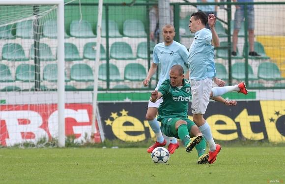 Карагерен: Не исках да играем срещу Витоша, всички ги подценяват