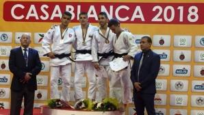 Божидар Темелков спечели злато на Откритото първенство на Африка по джудо