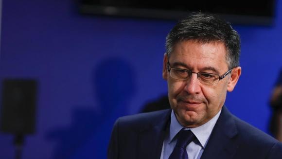 Президентът на Барса призна за контакти с Гризман