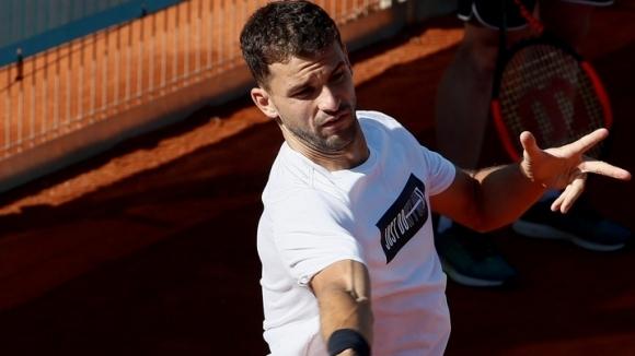 Вече е ясен първият противник на Григор в Мадрид