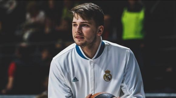 Дончич отново отнесе конкуренцията в Евролигата