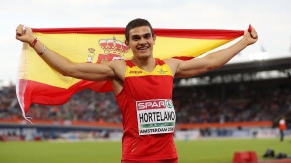 Еврошампионът на 200 м се завръща на пистата след 2 години