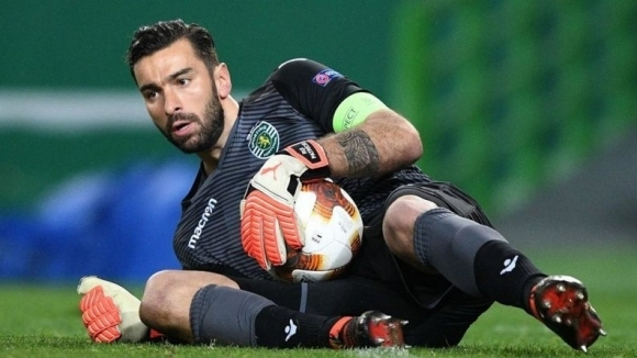 Руи Патрисио може да смени Спортинг с Наполи