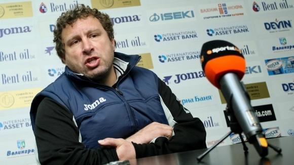Вили Вуцов: Нямаше как да откажа на приятел