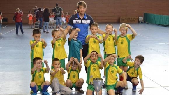 Турнир по футбол за малчугани в София