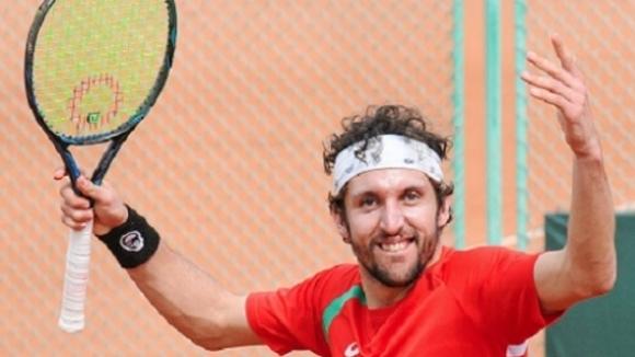 Васко Младенов се класира за втори кръг в Тунис