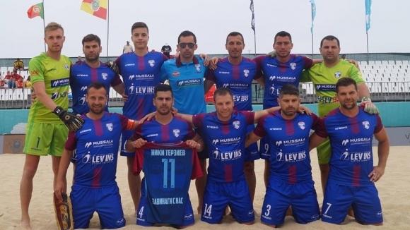 Трудна група за МФК Спартак в Шампионска лига