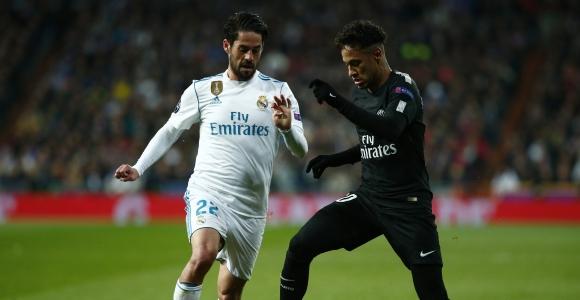 През март е имало преговори между Неймар и Реал Мадрид, твърди AS