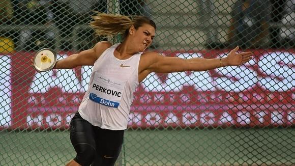 Перкович готова за нов върхов резултат