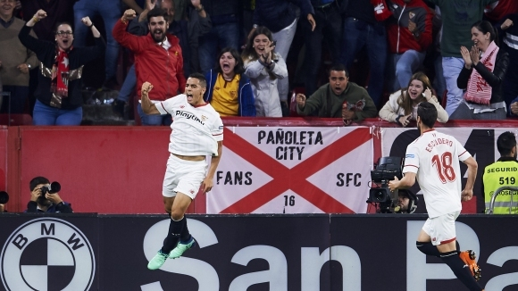 Севиля отдалечи Реал Мадрид от второто място (видео + галерия)