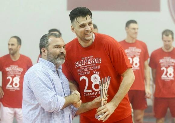 Тодор Алексиев триумфира с титлата в Гърция (видео + снимки)