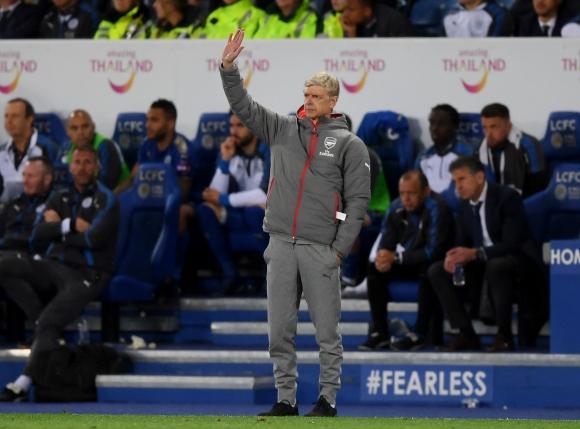 Венгер хвали Арсенал след загубата от Лестър