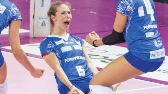 Офелия Малинов смени отбора в Италия