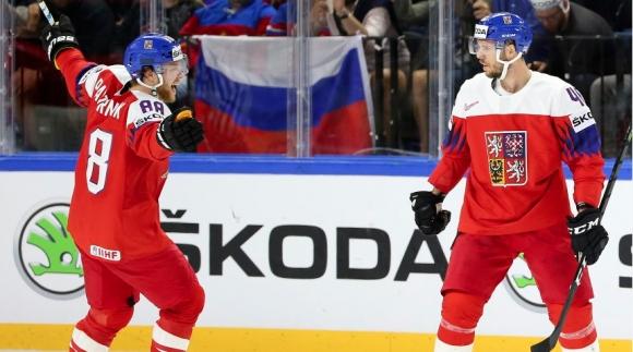С новите попълнения Чехия удари драматично Русия